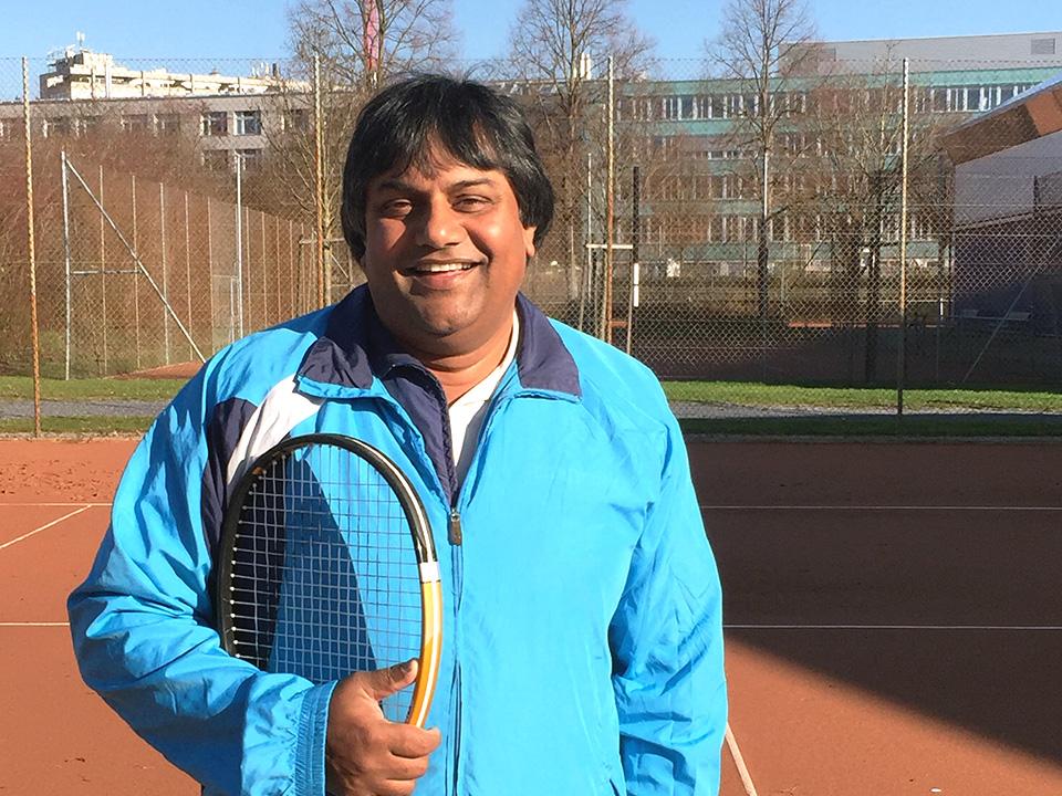 Ajit Alexander