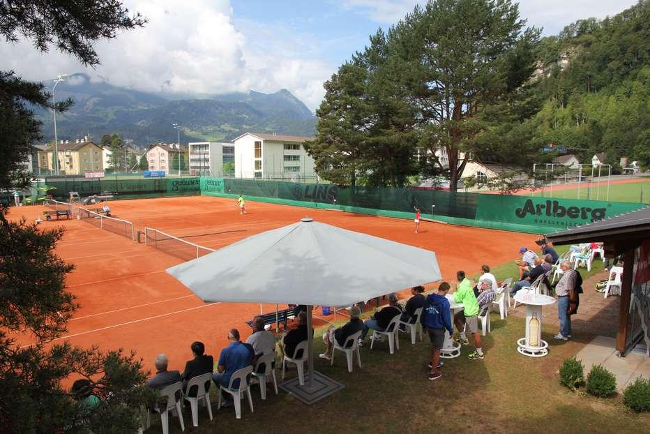 Tennisanlage TC Bludenz